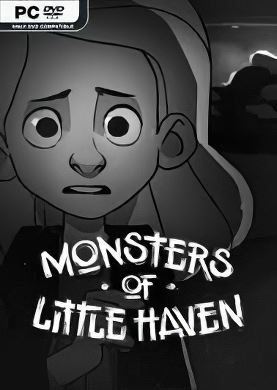Обложка Monsters of Little Haven