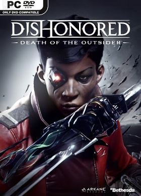 Обложка Dishonored Death of the Outsider