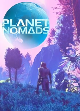 Обложка Planet Nomads