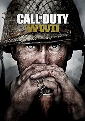 Обложка Call of Duty WW2