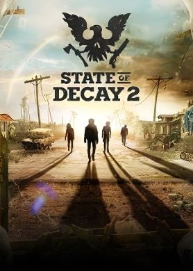 Обложка State of Decay 2