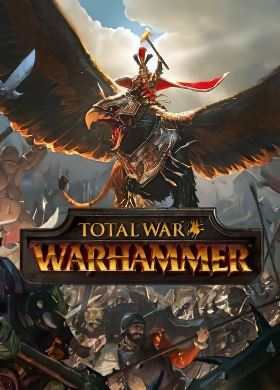 Обложка Total War Warhammer