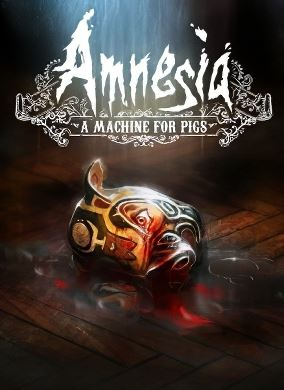 Обложка Amnesia A Machine for Pigs