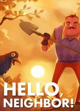 Обложка Hello Neighbor