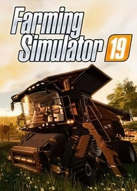 Обложка Farming Simulator 19
