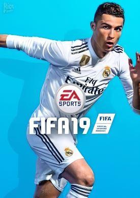 Обложка ФИФА 19