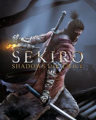 Обложка Sekiro: Shadows Die Twice