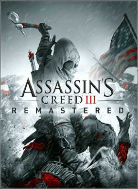 Обложка Assassin's Creed 3: Remastered