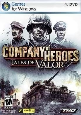 Обложка Company of Heroes: Tales of Valor
