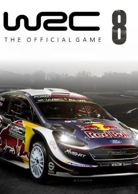 Обложка WRC 8 FIA World Rally Championship