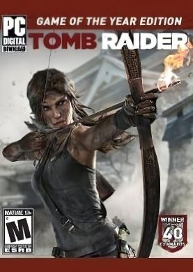 Обложка Tomb Raider: Game of the Year Edition