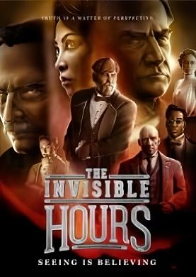 Обложка The Invisible Hours