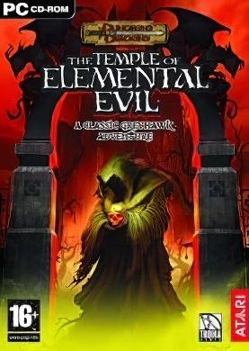 Обложка The Temple of Elemental Evil