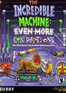 Обложка The Incredible Machine: Even More Contraptions