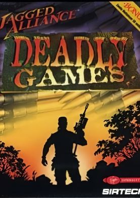 Обложка Jagged Alliance: Deadly Games
