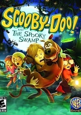 Обложка Scooby-Doo! and the Spooky Swamp