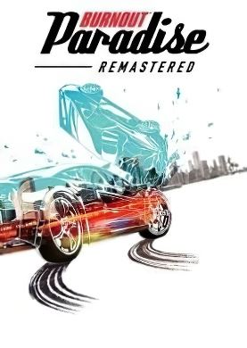 Обложка Burnout Paradise Remastered