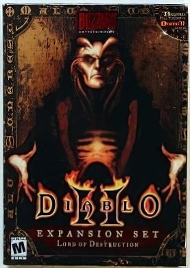 Обложка Diablo 2: Lord of Destruction