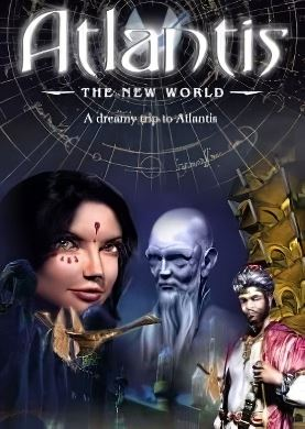 Обложка Atlantis 3 The New World