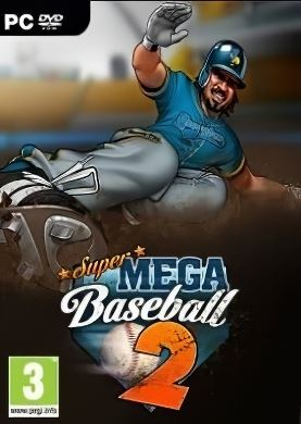 Обложка Super Mega Baseball 2