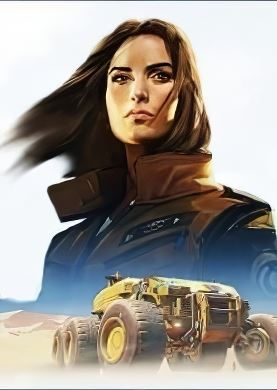 Обложка Homeworld Deserts of Kharak