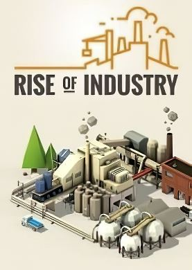 Обложка Rise of Industry