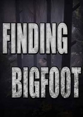 Обложка Finding Bigfoot