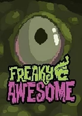 Обложка Freaky Awesome