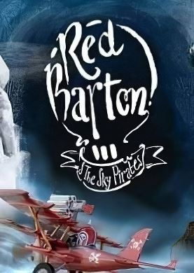 Обложка Red Barton and The Sky Pirates