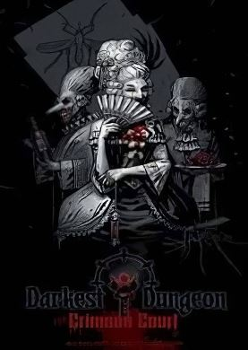 Обложка Darkest Dungeon The Crimson Court