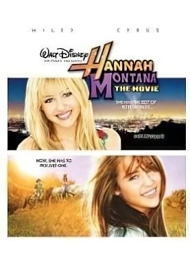 Обложка Hannah Montana: The Movie