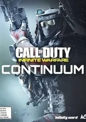 Обложка Call of Duty Infinite Warfare: DLC 2 – Continuum