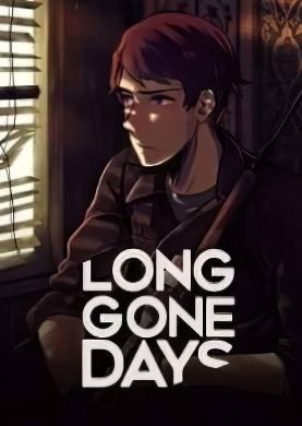 Обложка Long Gone Days
