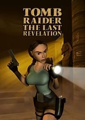 Обложка Tomb Raider 4: Last Revelation