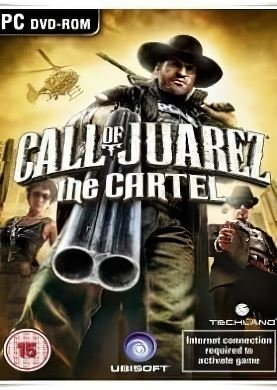 Обложка Call of Juarez The Cartel