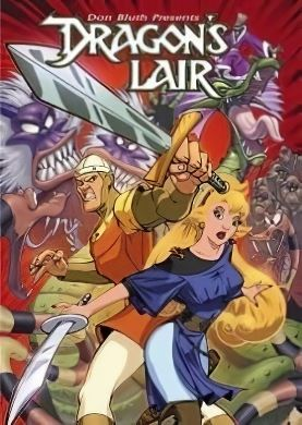 Обложка Dragons Lair Remastered