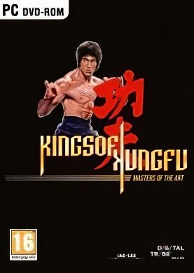 Обложка Kings of Kung Fu