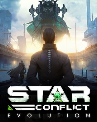 Обложка Star Conflict: Evolution