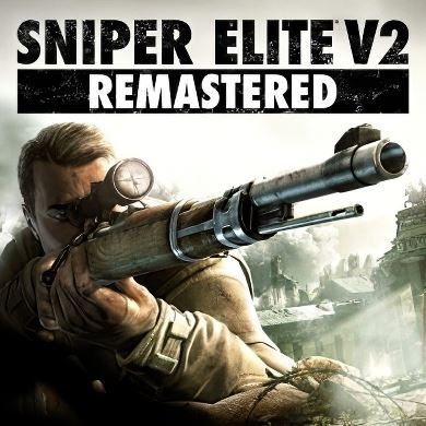 Обложка Sniper Elite V2 Remastered