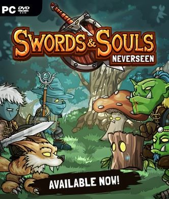 Обложка Swords and Souls: Neverseen