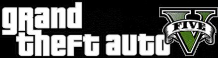 Логотип ГТА 5