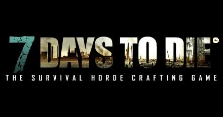 Логотип 7 Days To Die