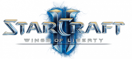 Логотип Starcraft 2 Wings of Liberty