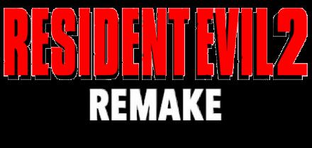 Логотип Resident Evil 2 Remake