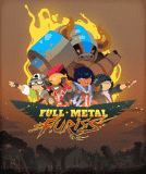 Обложка Full Metal Furies