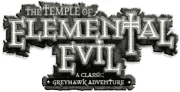 Логотип The Temple of Elemental Evil