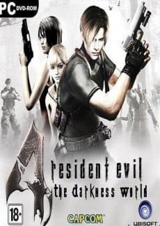 Обложка Resident Evil 4 HD: The Darkness World
