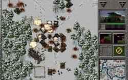 Противостояние - Опаленный снег