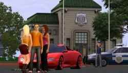 The Sims 3: The Fast Lane Stuff
