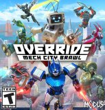 Обложка Override: Mech City Brawl
